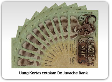 DeJavache Bank money